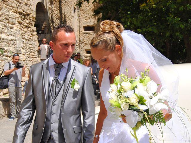 Le mariage de Guillaume et Lucie à Gordes, Vaucluse 38