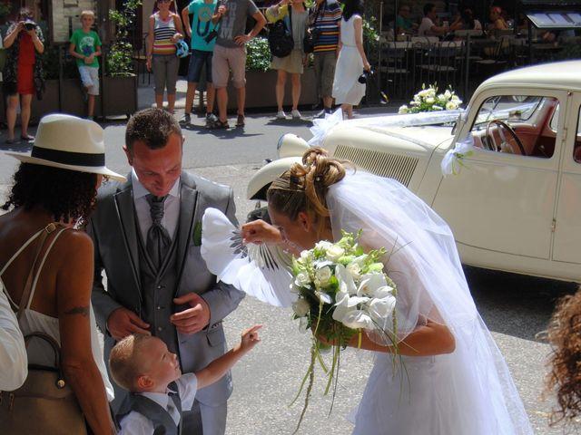 Le mariage de Guillaume et Lucie à Gordes, Vaucluse 39