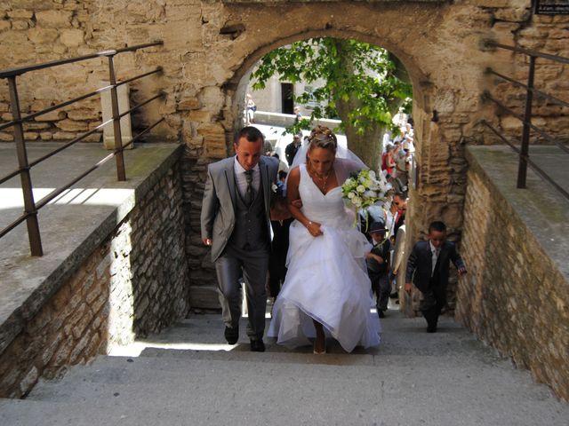 Le mariage de Guillaume et Lucie à Gordes, Vaucluse 40