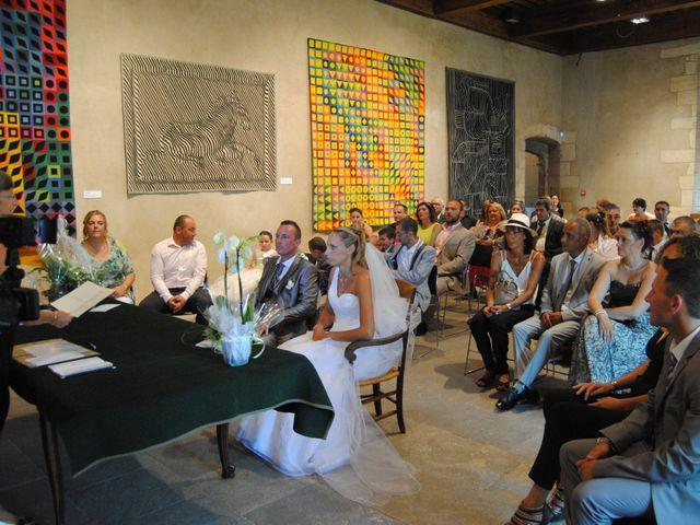 Le mariage de Guillaume et Lucie à Gordes, Vaucluse 41
