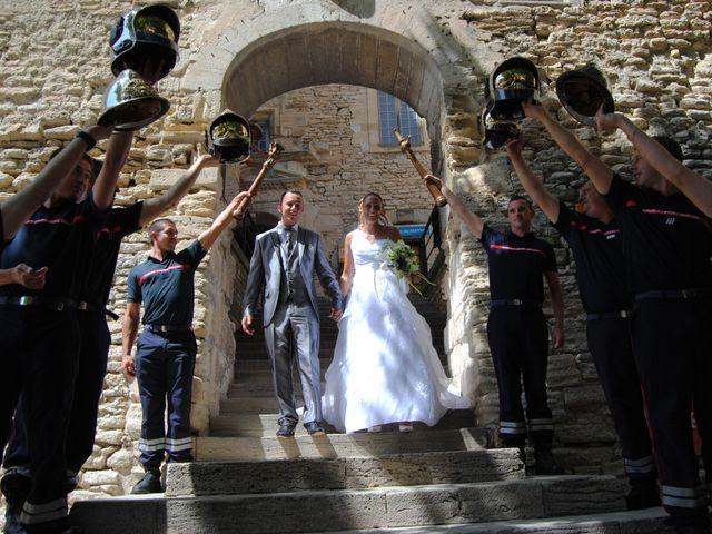 Le mariage de Guillaume et Lucie à Gordes, Vaucluse 43
