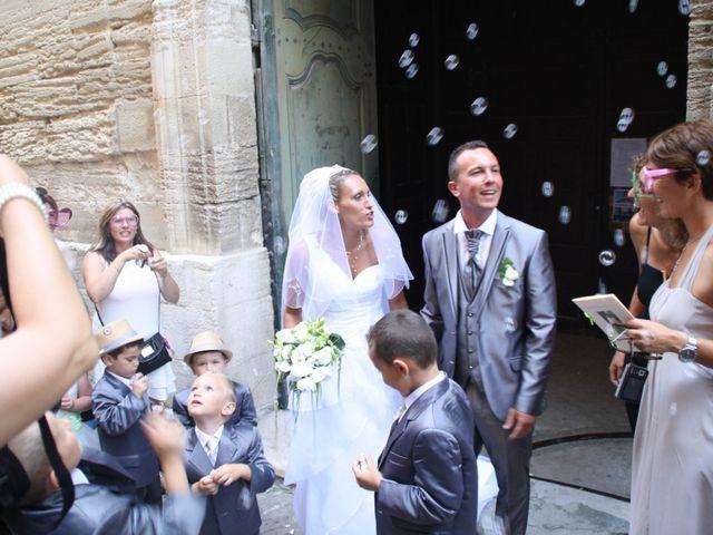 Le mariage de Guillaume et Lucie à Gordes, Vaucluse 58