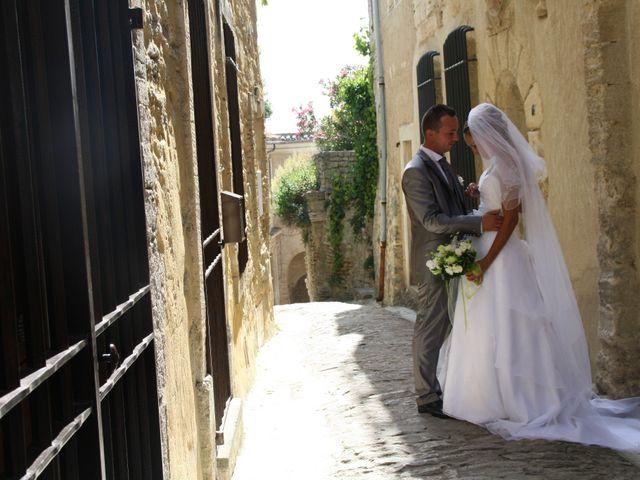 Le mariage de Guillaume et Lucie à Gordes, Vaucluse 64