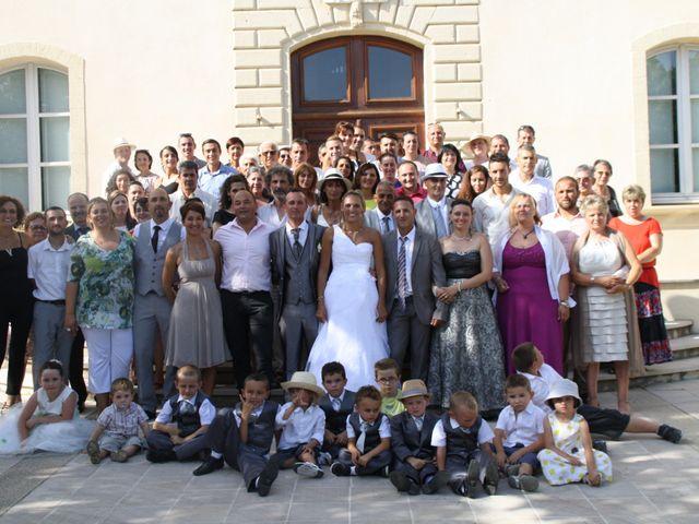 Le mariage de Guillaume et Lucie à Gordes, Vaucluse 69