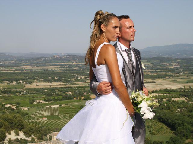 Le mariage de Guillaume et Lucie à Gordes, Vaucluse 72