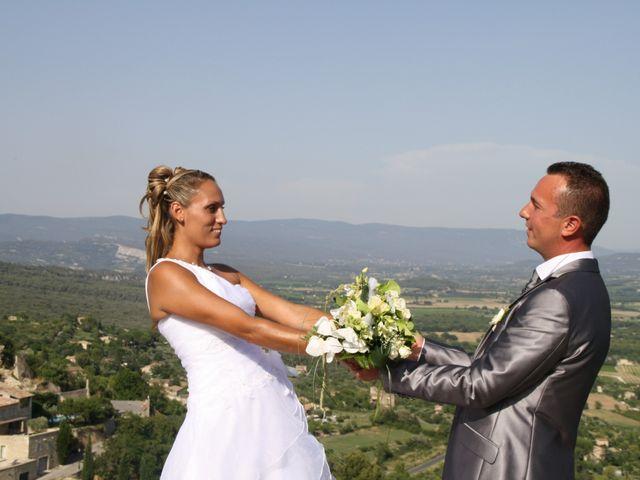 Le mariage de Guillaume et Lucie à Gordes, Vaucluse 73