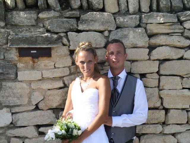 Le mariage de Guillaume et Lucie à Gordes, Vaucluse 75