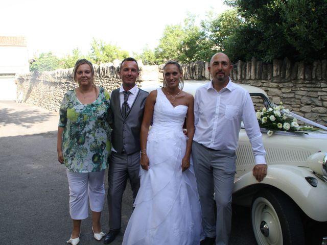 Le mariage de Guillaume et Lucie à Gordes, Vaucluse 77