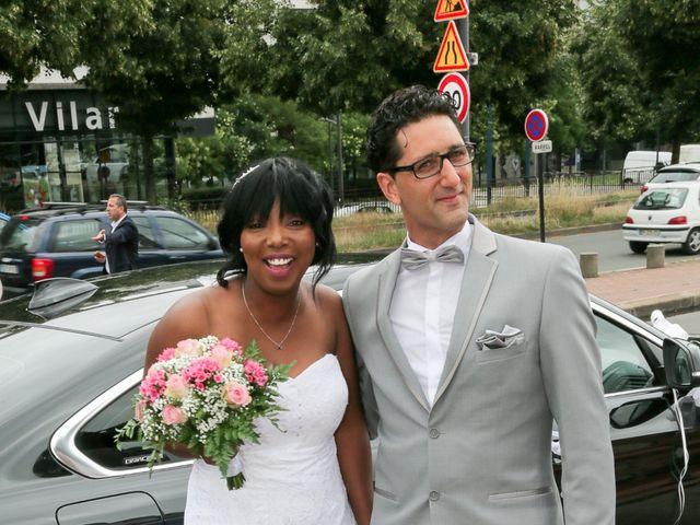 Le mariage de Yann et Marie-Jo à Vitry-sur-Seine, Val-de-Marne 12