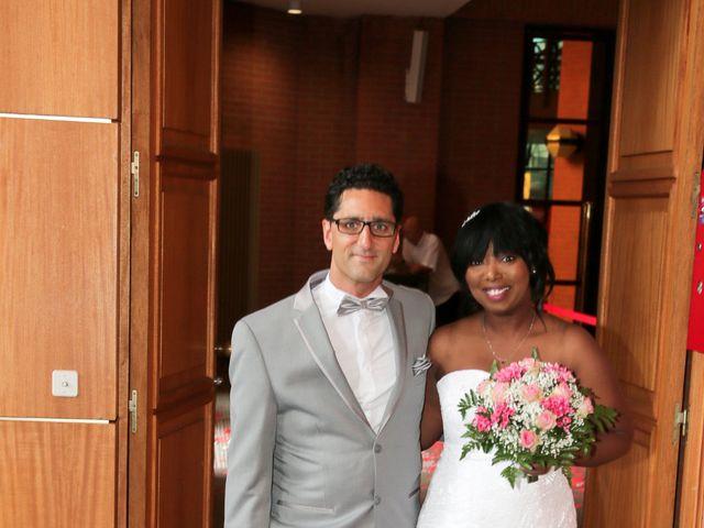 Le mariage de Yann et Marie-Jo à Vitry-sur-Seine, Val-de-Marne 13