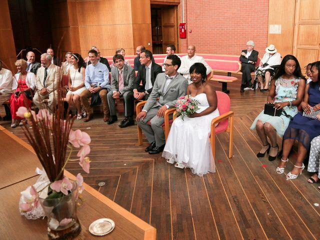 Le mariage de Yann et Marie-Jo à Vitry-sur-Seine, Val-de-Marne 14