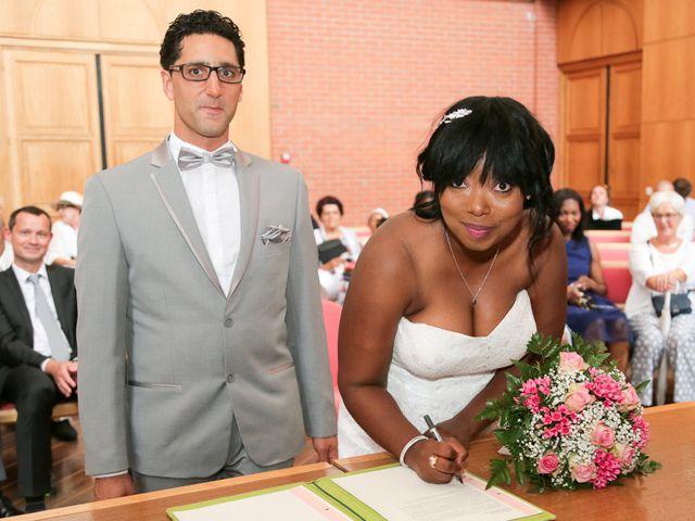 Le mariage de Yann et Marie-Jo à Vitry-sur-Seine, Val-de-Marne 17