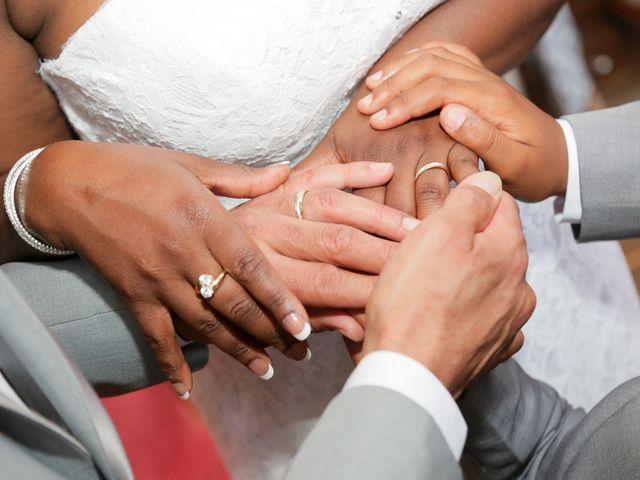 Le mariage de Yann et Marie-Jo à Vitry-sur-Seine, Val-de-Marne 18