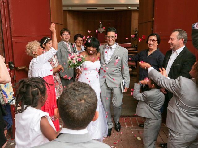Le mariage de Yann et Marie-Jo à Vitry-sur-Seine, Val-de-Marne 19