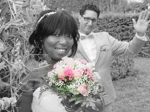 Le mariage de Yann et Marie-Jo à Vitry-sur-Seine, Val-de-Marne 20