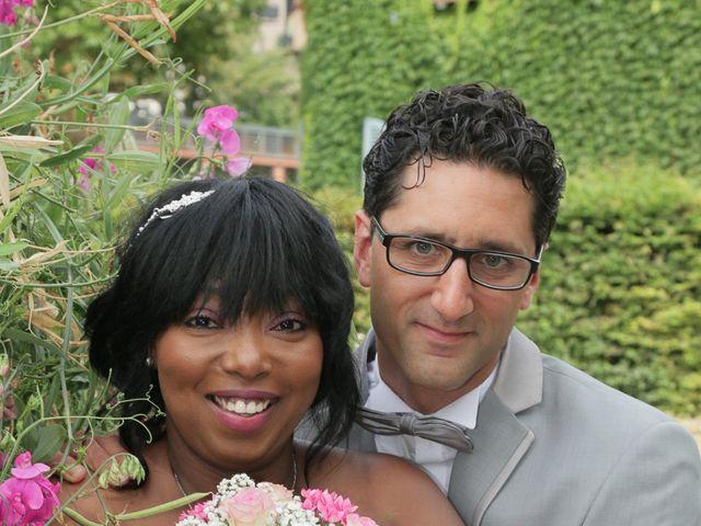Le mariage de Yann et Marie-Jo à Vitry-sur-Seine, Val-de-Marne 21