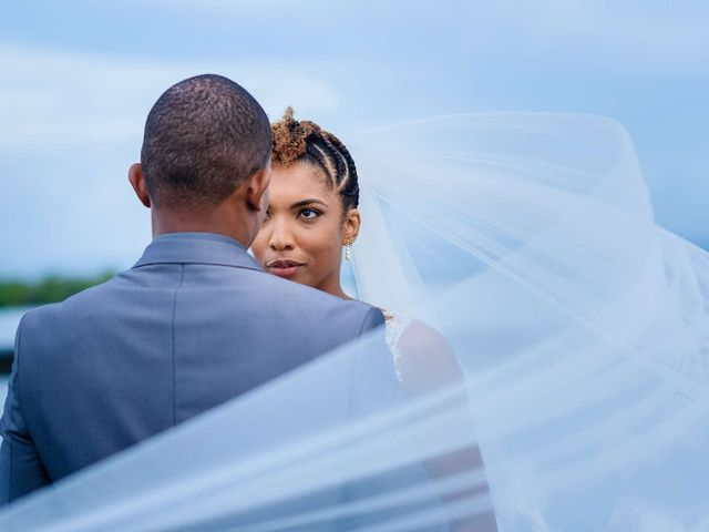 Le mariage de Jonathan et Aurélia à Fort-de-France, Martinique 2