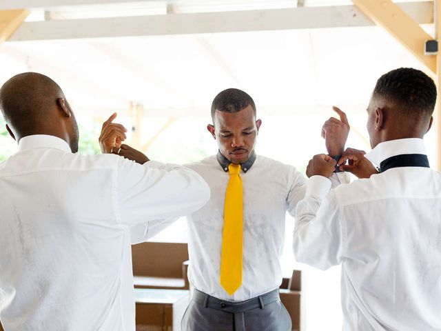 Le mariage de Jonathan et Aurélia à Fort-de-France, Martinique 5