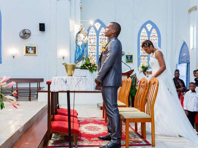 Le mariage de Jonathan et Aurélia à Fort-de-France, Martinique 7