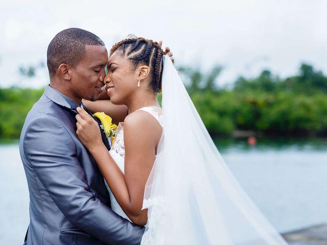 Le mariage de Jonathan et Aurélia à Fort-de-France, Martinique 8