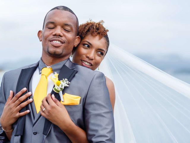 Le mariage de Jonathan et Aurélia à Fort-de-France, Martinique 9
