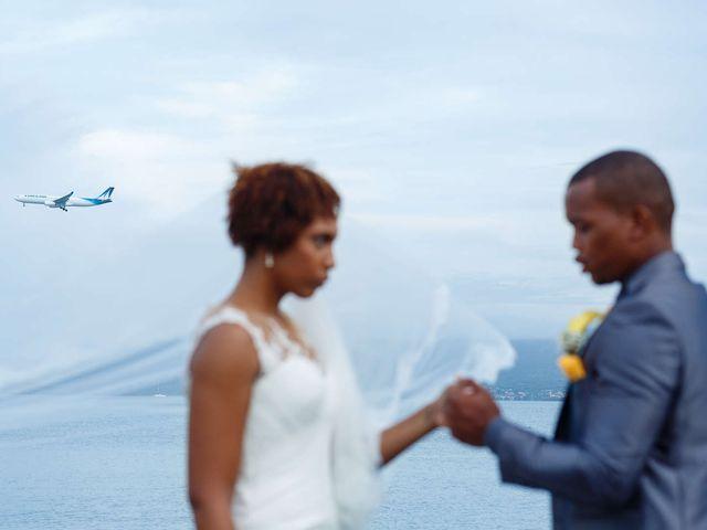 Le mariage de Jonathan et Aurélia à Fort-de-France, Martinique 10
