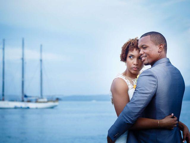 Le mariage de Jonathan et Aurélia à Fort-de-France, Martinique 11
