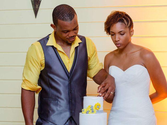 Le mariage de Jonathan et Aurélia à Fort-de-France, Martinique 13