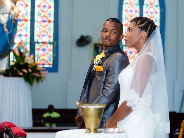 Le mariage de Jonathan et Aurélia à Fort-de-France, Martinique 14