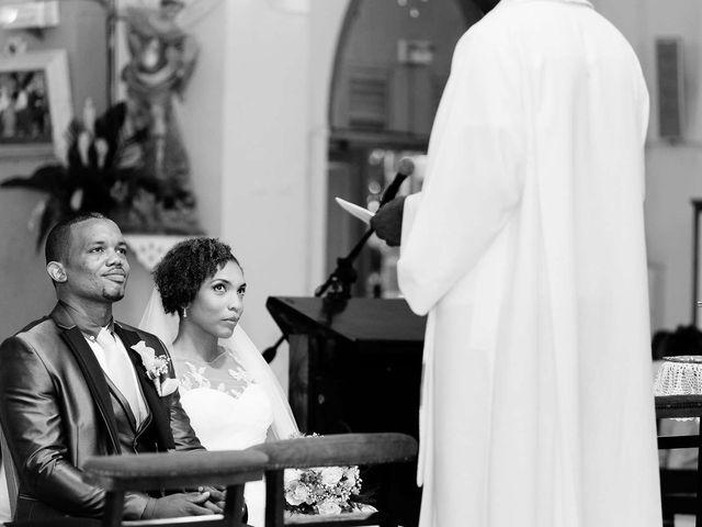 Le mariage de Jonathan et Aurélia à Fort-de-France, Martinique 15