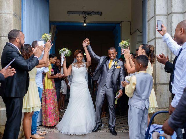 Le mariage de Jonathan et Aurélia à Fort-de-France, Martinique 17