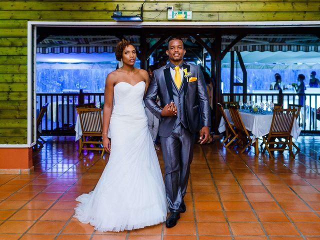 Le mariage de Jonathan et Aurélia à Fort-de-France, Martinique 18