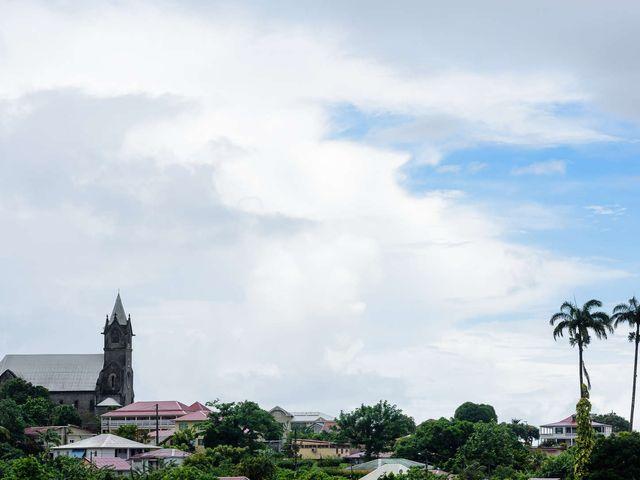 Le mariage de Jonathan et Aurélia à Fort-de-France, Martinique 23