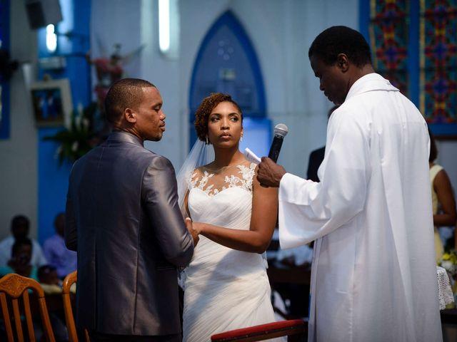 Le mariage de Jonathan et Aurélia à Fort-de-France, Martinique 25