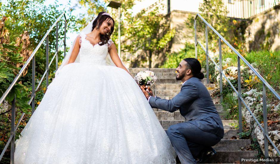 Le mariage de Nephis et Basma à Saint-Priest, Rhône