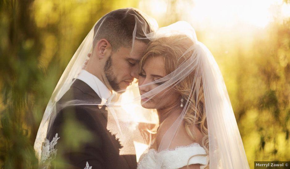 Le mariage de Michael et Elodie à Ansacq, Oise