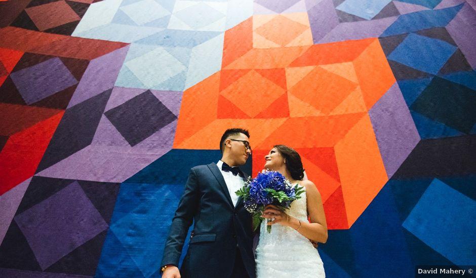 Le mariage de Huynh et Feriel à Créteil, Val-de-Marne