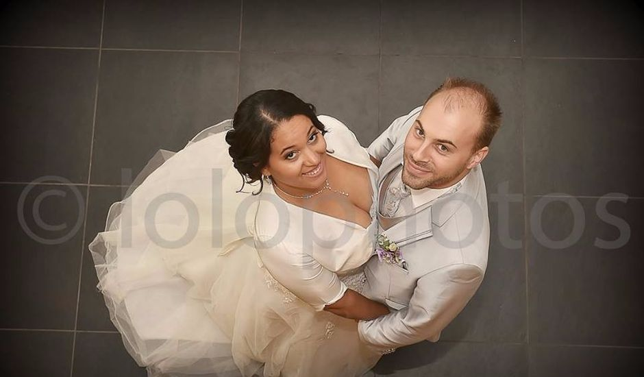 Le mariage de Cédric et Sabrina à Noisy-le-Grand, Seine-Saint-Denis