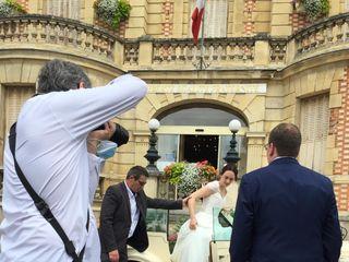 Le mariage de Sandra  et Yoann 1