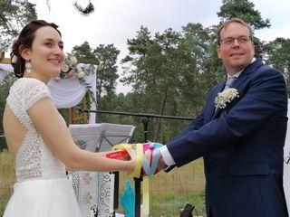 Le mariage de Sandra  et Yoann