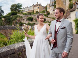 Le mariage de Lucie et Grigori