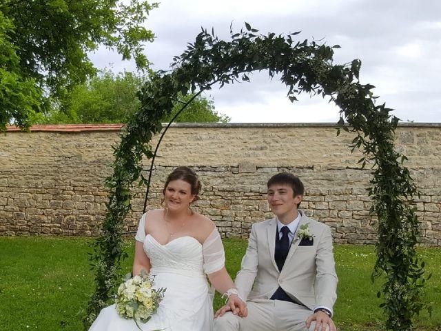 Le mariage de Aymeric et Margot à Aisey-sur-Seine, Côte d'Or 2