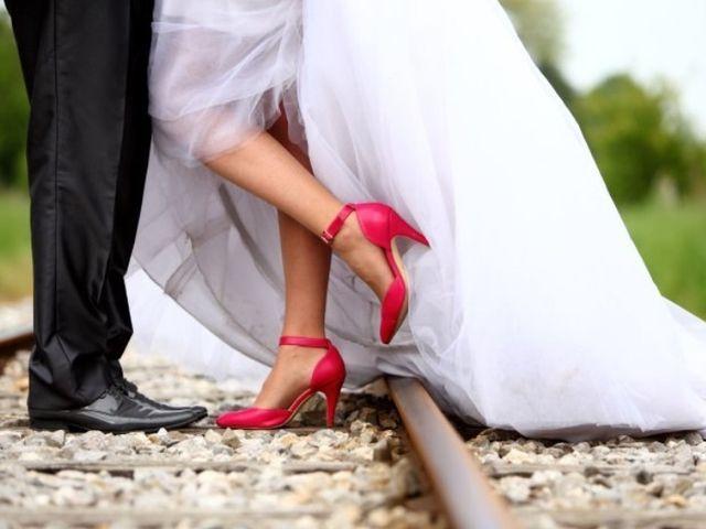 Le mariage de Jérôme et Julie à Freneuse, Yvelines 9