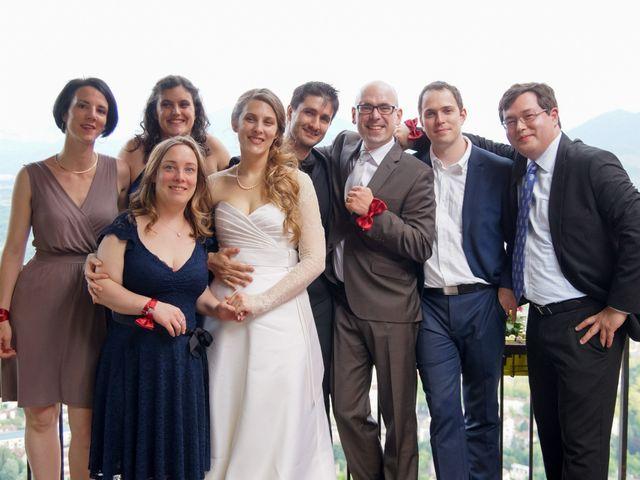 Le mariage de Aymeric et Agnès à Grenoble, Isère 22