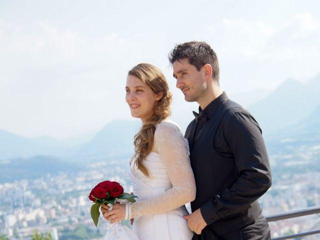 Le mariage de Aymeric et Agnès à Grenoble, Isère 28