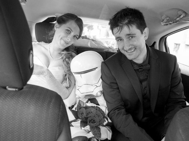 Le mariage de Aymeric et Agnès à Grenoble, Isère 31