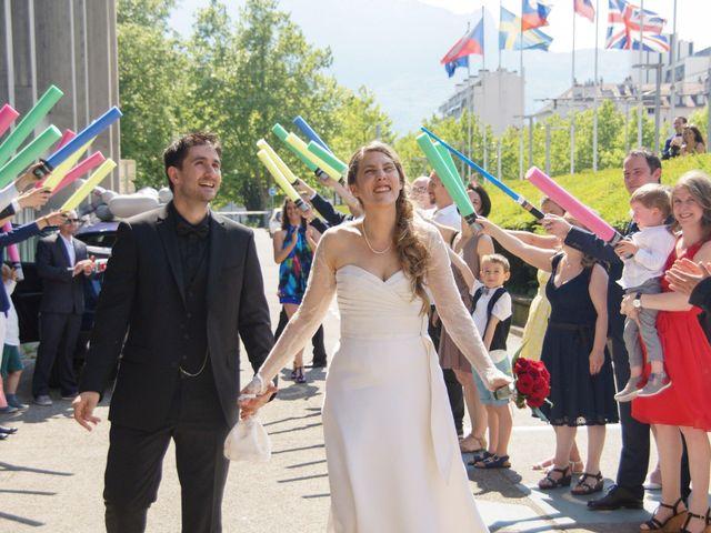 Le mariage de Aymeric et Agnès à Grenoble, Isère 32