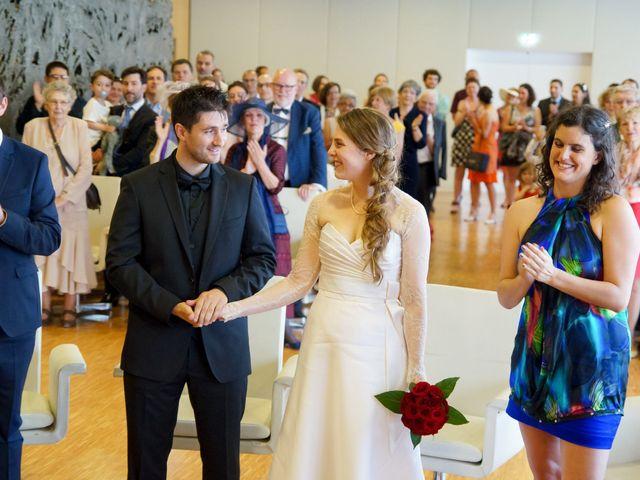 Le mariage de Aymeric et Agnès à Grenoble, Isère 36