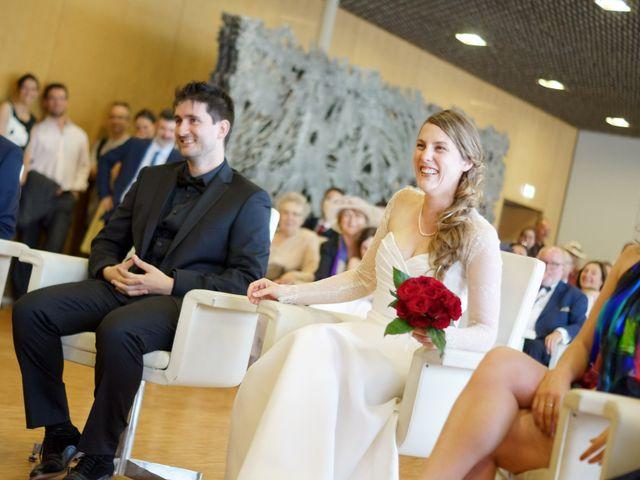 Le mariage de Aymeric et Agnès à Grenoble, Isère 37