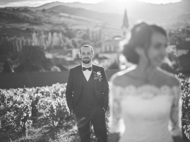 Le mariage de Alexandre et Linda à Sainte-Foy-lès-Lyon, Rhône 8
